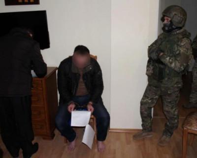 Крымские полицейские задержали группу «рэкетиров» в Ялте