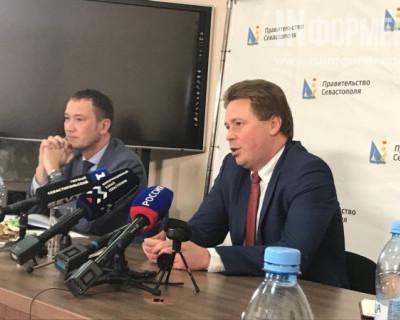 На вопрос «ИНФОРМЕРа» губернатор Севастополя ответил, что «против» (ФОТО)
