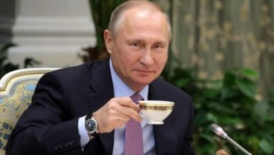 Президент узнал, что едят россияне