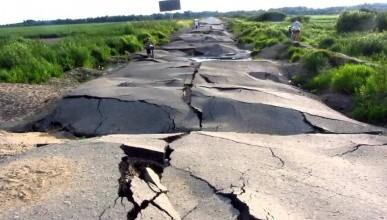 Севастопольские дороги. Последний асфальт смыло осадками? (видео)