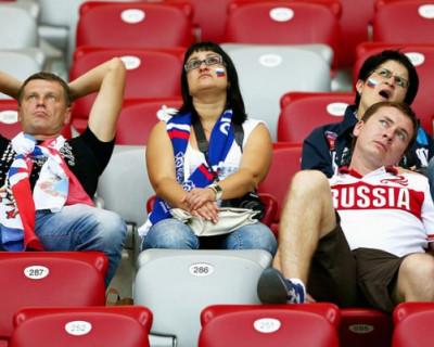 Из-за Крыма может пострадать российский футбол