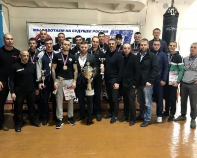 Захватывающее зрелище сильнейших спортсменов Крыма и Севастополя
