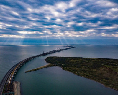 Стала известна выгода от Крымского моста