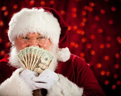 Бизнесменам предложили написать письмо Деду Морозу