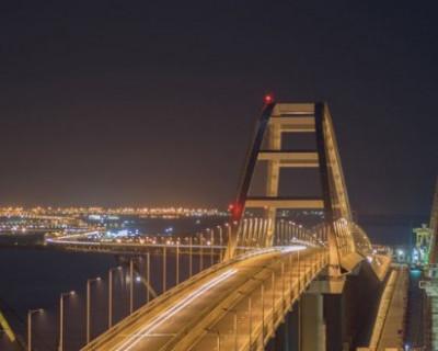 Возле Крымского моста обнаружена бомба