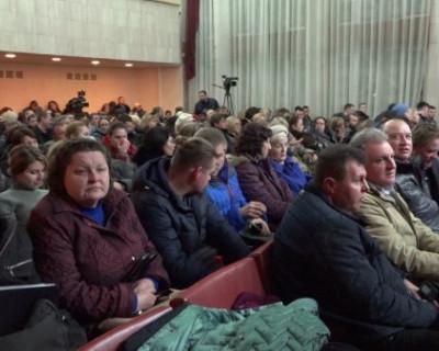 Севастопольцы поддержали вариант планировки парка Победы