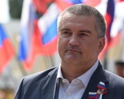 Глава Крыма Сергей Аксенов исполнит четыре желания