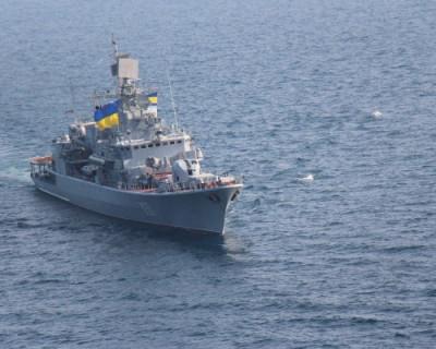 Украина готовится к новой провокации в Керченском проливе