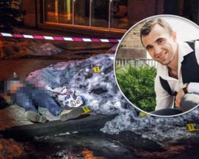 Сотрудника охраны Порошенко убили в Киеве (ФОТО)
