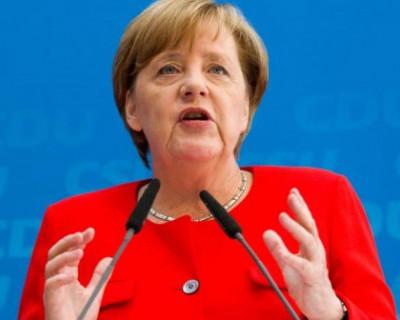 Германия увидела «российский след» в сливе персональных данных Меркель