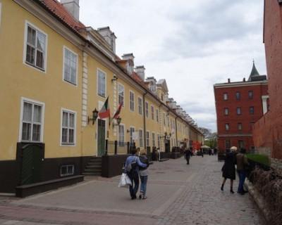 Россиянку оштрафовали за секс с немецким другом в центре Риги