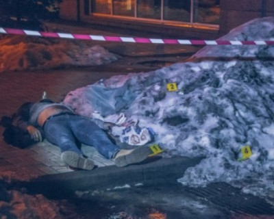 Украинский боксёр одним ударом убил охранника Порошенко