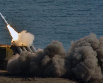 В Крыму российские военные провели ракетный «Бал»