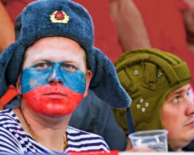Русские захватывают планету!