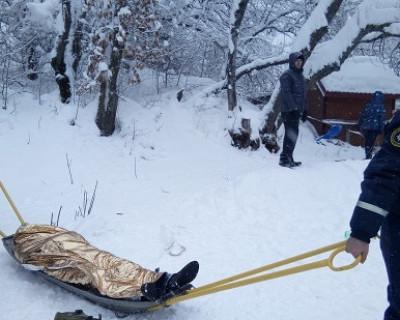 В Крыму нашли заблудившихся севастопольцев