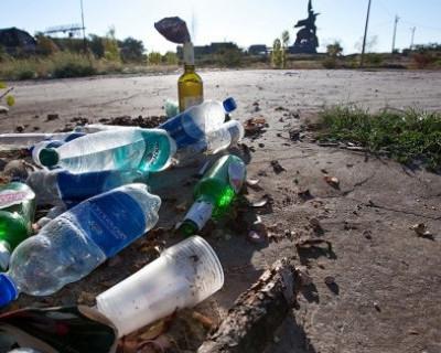 Каждый прописанный в Севастополе платит 91 рубль в месяц за вывоз мусора