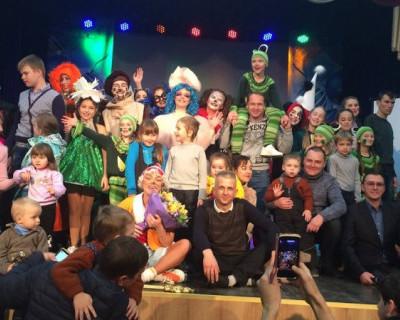 В Севастополе прошел благотворительный концерт для особых детей (ФОТО, ВИДЕО)