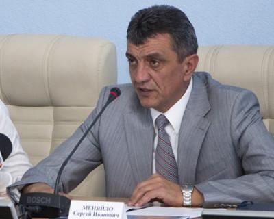 """Сергей Меняйло: """"Нельзя ставить Севастополь в более выгодные условия, вводя нулевые налоговые ставки......"""""""
