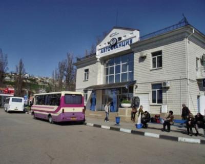 В Севастополе автовокзал прекратил продажу билетов на рейсы из городов Крыма