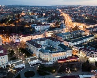 Севастополь на сороковом месте в России