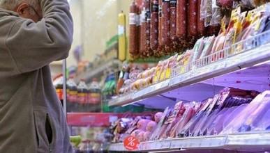 Рост цен на продукты начнется уже в феврале