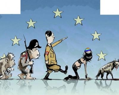 Западня или западная НЕ-«цивилизация»