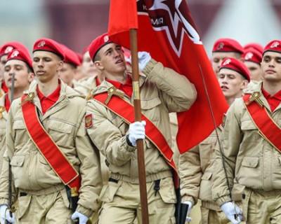 В США появился отряд всероссийского движения «Юнармия», созданный Сергеем Шойгу
