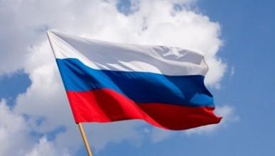 «Ох, хорошо горит!» Девушки сожгли флаг России (ВИДЕО)
