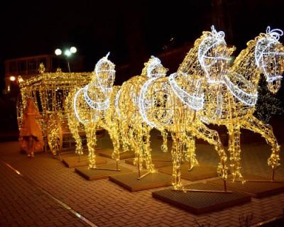Стало известно, сколько было туристов в период новогодних праздников в Севастополе