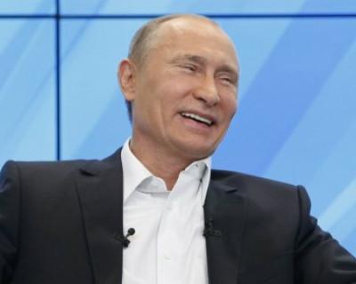 От его слов смеётся даже Путин!!