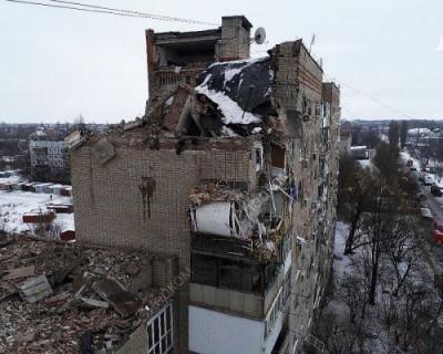 Названы две основные версии взрыва многоэтажки в Ростовской области