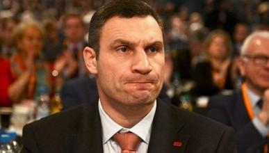 Кличко советует киевлянам слегка расслабиться и согнуться в коленях