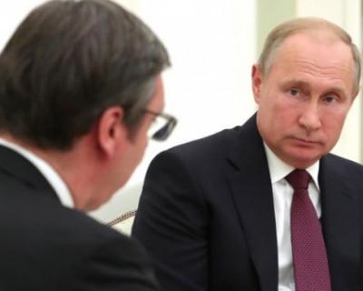 «Я нарушил все протоколы, а Путин играл мне на пианино»