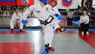 Сила удара и красота поединков юных спортсменов Севастополя