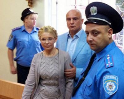 Юлию Тимошенко предлагают посадить повторно