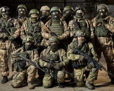 Как попасть в спецназ ГРУ России