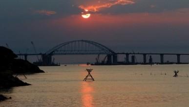 Под Крымский мост подложили «бомбу»