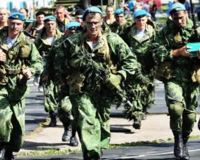 Эти парни просто монстры! Китайский спецназовец рассказал о российских десантниках