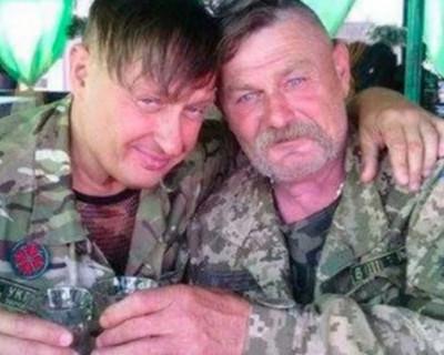 Секс по-украински. В главных «ролях» лейтенант и полковник
