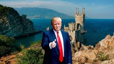 Дональд Трапм в кулуарах сделал важное заявление по Крыму