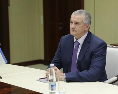 Сергей Аксёнов: «Население Украины для режима и его западных хозяев — даже не холопы, а расходный материал»
