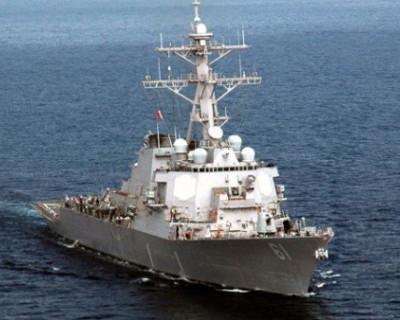 Американский корабль «Дональд Кук», который вошел в Черное море, моментально окажется на дне