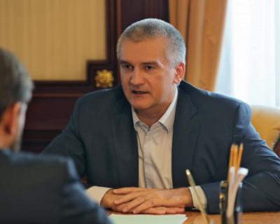 Сергей Аксёнов сказал, что крымчане успокоились