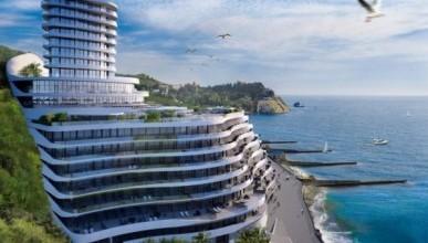 В Крыму жилой комплекс попал в число самых дорогих из строящихся в России