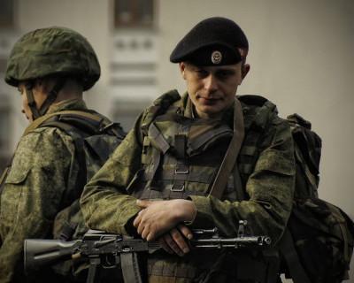 В России корабли ВМФ будут охранять «черные береты»