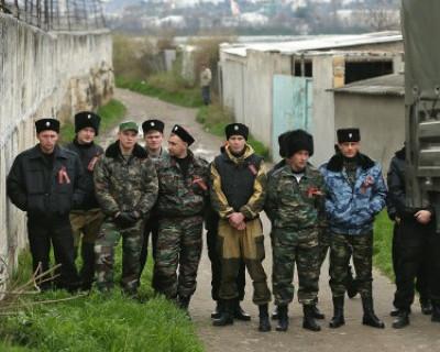 Симферопольской самообороне перестали платить зарплату