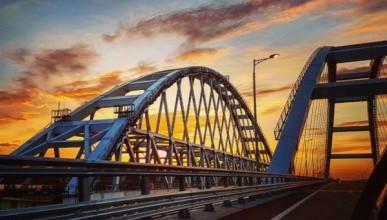 Украинцы сочинили новую байку про Крымский мост