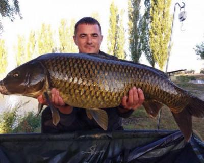 На что можно поймать самую крупную рыбу?! Севастопольский чемпион знает ответ