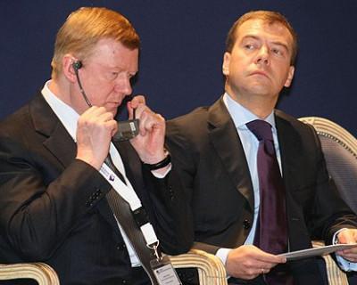 «Президентом Украины должен стать Чубайс, а премьер-министром - Дмитрий Медведев»