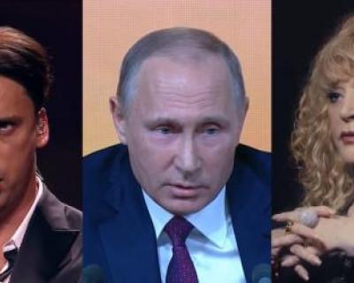 СМИ: Пугачёва могла приказать Галкину стебать Владимира Путина из-за боязни потерять дом на Кипре